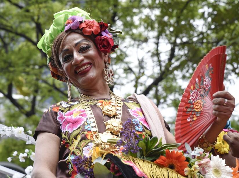 Las mejores imágenes de la Marcha del Orgullo en CDMX