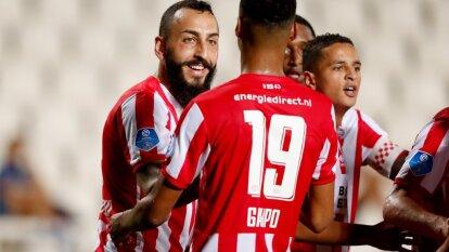 El PSV Eindhoven golea 0-4 a Apollon Limassol en Chipre y se clasifica a la Fase de Grupos en la Europa League.