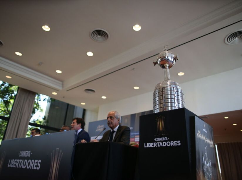 Copa CONMEBOL Libertadores 2018 Final: Press Conference