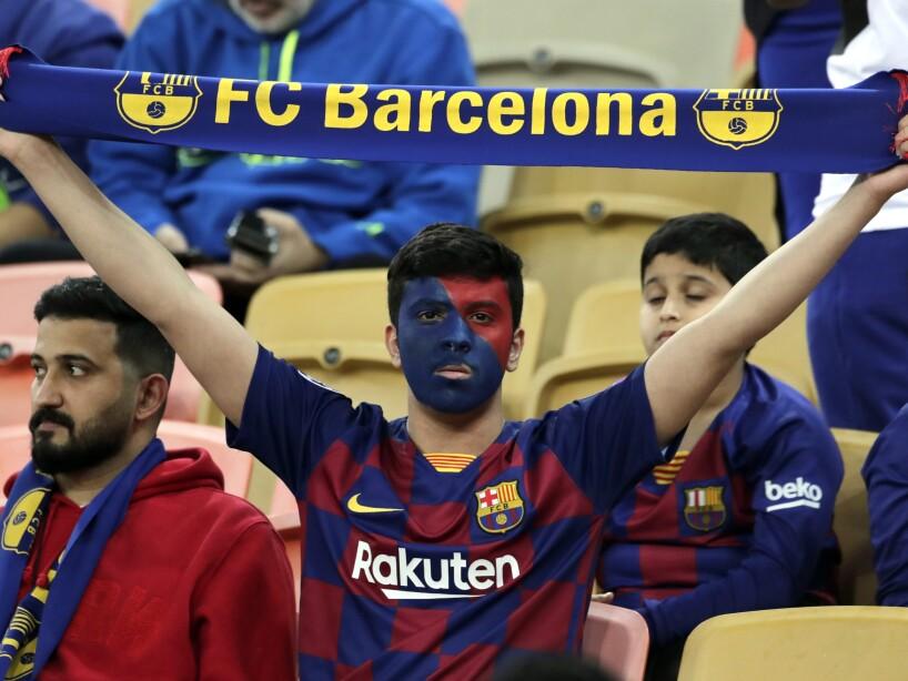 Saudi Spanish Super Cup Soccer