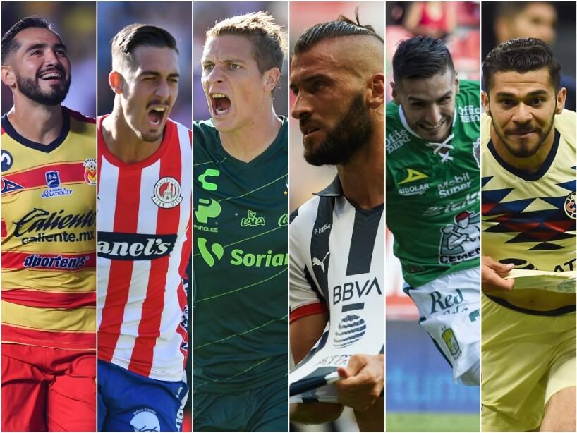 Liga MX, Collage UDN.jpg