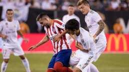 Herrera confiesa cómo vivió la goleada al Real Madrid