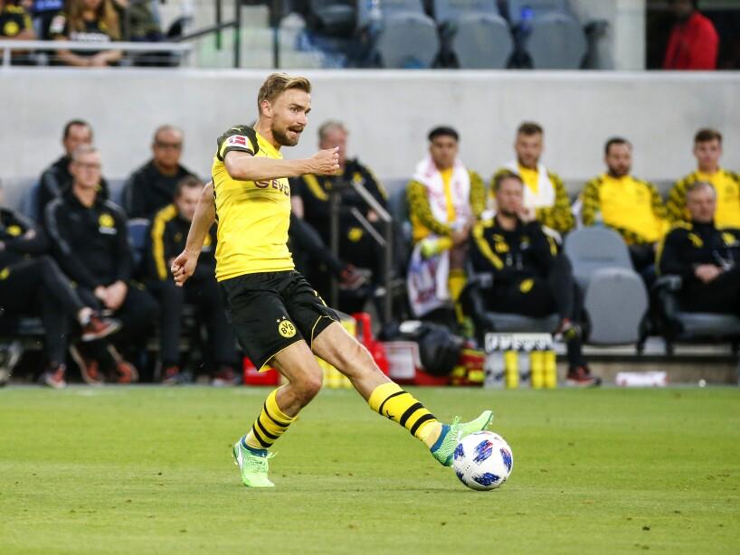 Borussia Dortmund Los Angeles FC Soccer