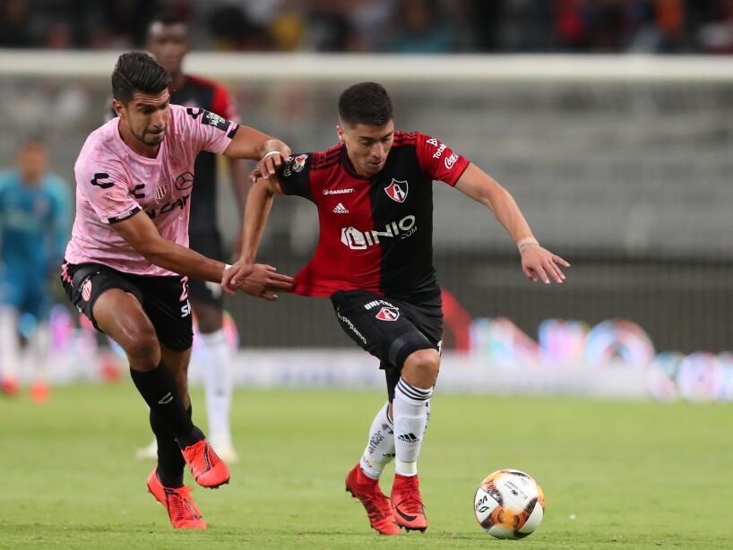 Atlas v Necaxa - Torneo Clausura 2019 Liga MX