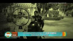 ¡Escándalo en casa de Juan Gabriel!