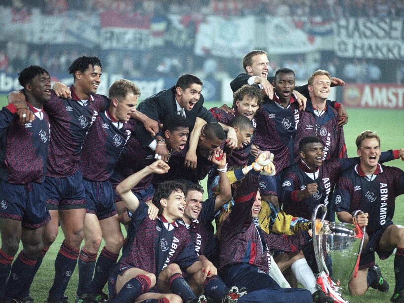 Soccer Champions Cup 1995