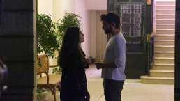 ¿Cómo se grabó el primer beso de Lucía y Marcelo en 'Cita a ciegas'?