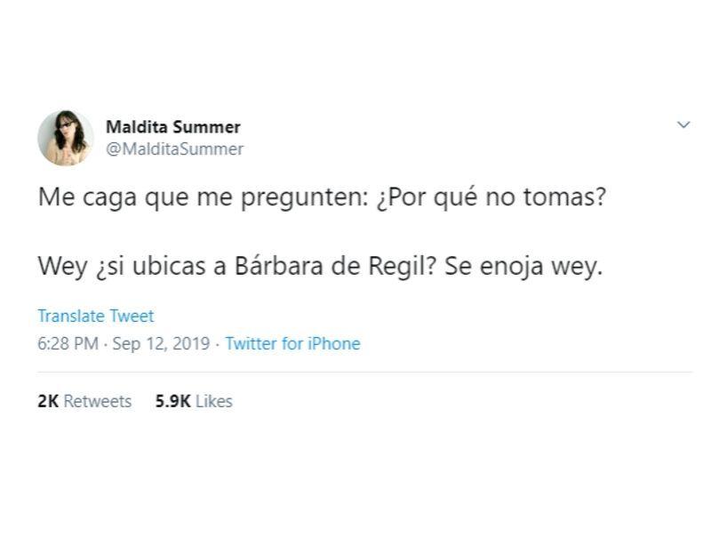 Bárbara de Regil ataca a los tacos fritos y se burlan de ella con memes