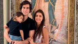 """Danilo Carrera revela que el hijo de Michelle Renaud despierta su instinto paterno: """"Marcelo me alegra el día"""""""