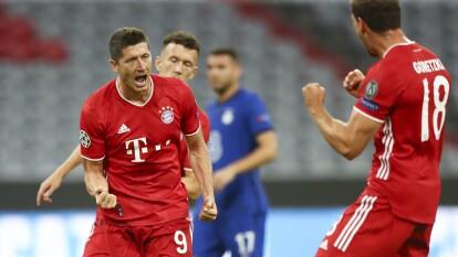 Bayern volvió a despachar al Chelsea y avanza a Cuartos de la Champions | Con un global de 7-1, eliminaron al conjunto inglés y ahora enfrentarán al Barcelona en la siguiente ronda.