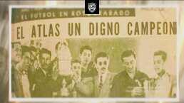 Se cumplen 70 años del único título de liga de Atlas