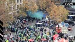 Histórico partido y récord de asistencia en Seattle