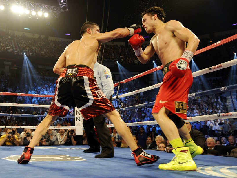 Aunque su carrera se ha visto envuelta en temas de indisciplina, el hijo de la leyenda busca convertirse en un referente del boxeo.
