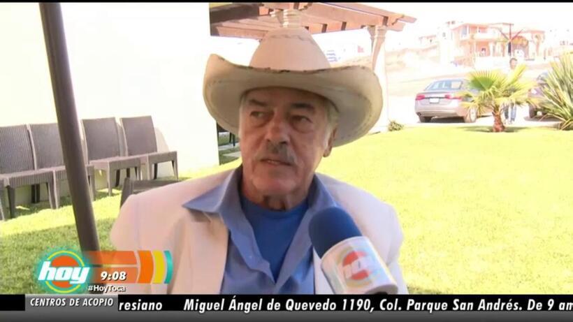 EXCLUSIVA: Andrés García revela si está separado