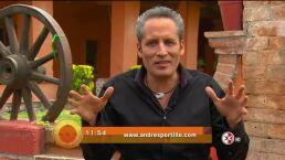 Andrés Portillo: Ser seguro de sí mismo