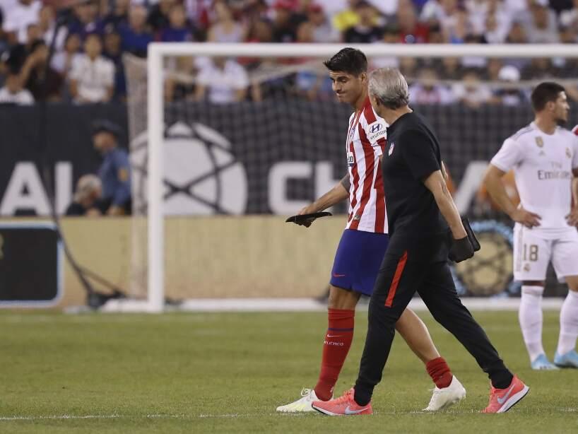 Atlético de Madrid vs Real Madrid International Champions Cup