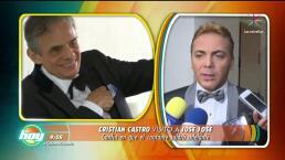 Cristian Castro comparte detalles del estado de salud de José José