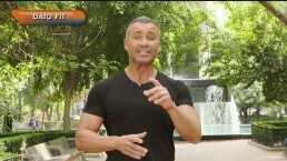 """""""Sudar no significa perder peso"""", aclara Diego Di Marco las dudas del público"""