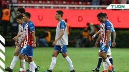 Jugadores de Chivas fueron víctimas de robo en hotel de concetración