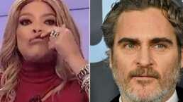 Este es el video de la conductora que se burló de Joaquin Phoenix por tener 'labio leporino'