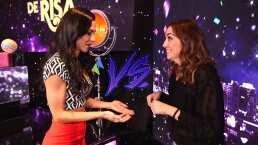Juego exclusivo: Regina Blandón ganó fácil este encuentro de 'Manitas Calientes'