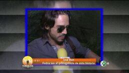 Pedro Damián en pruebas para nueva telenovela y José Ron ya suena como protagónico