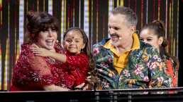 Rafaela, la nieta de Verónica Castro sube a cantar al escenario