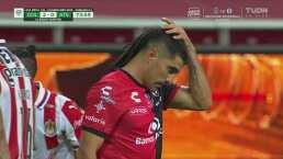 ¡Detiene el penalti! Raúl Gudiño arruina los planes de Malcorra