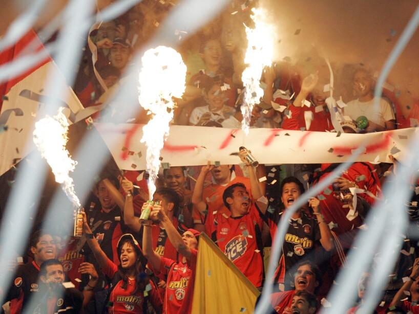 APTOPIX Venezuela Soccer Copa Libertadores