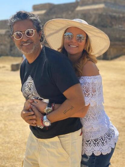 La amistad que desde hace tres años María Amelia Aguilar y Raúl Araiza mantenían se convirtió en un amor que ambos siguen descubriendo.