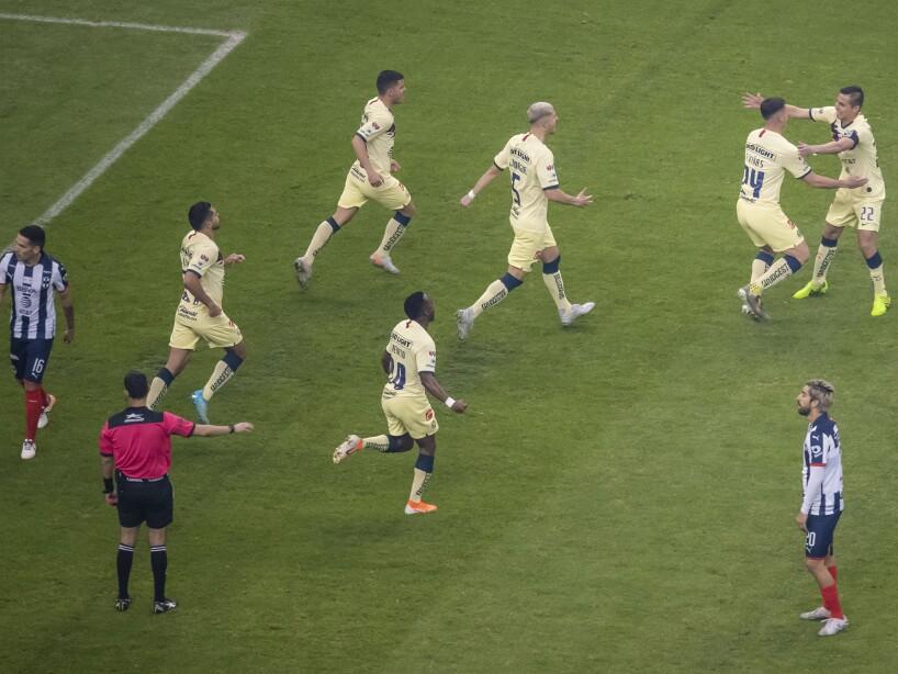 El uruguayo fue de los destacados para…