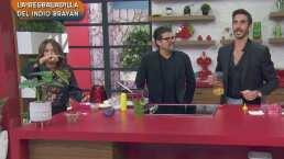 """Andrea Legarreta estuvo a punto de vomitar en el programa """"Hoy"""" por culpa de Pedro Prieto"""