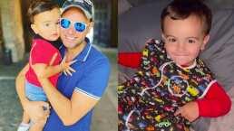 El hijo de Patricio Borghetti lo llama 'Pato' en lugar de papá y así reacciona el actor