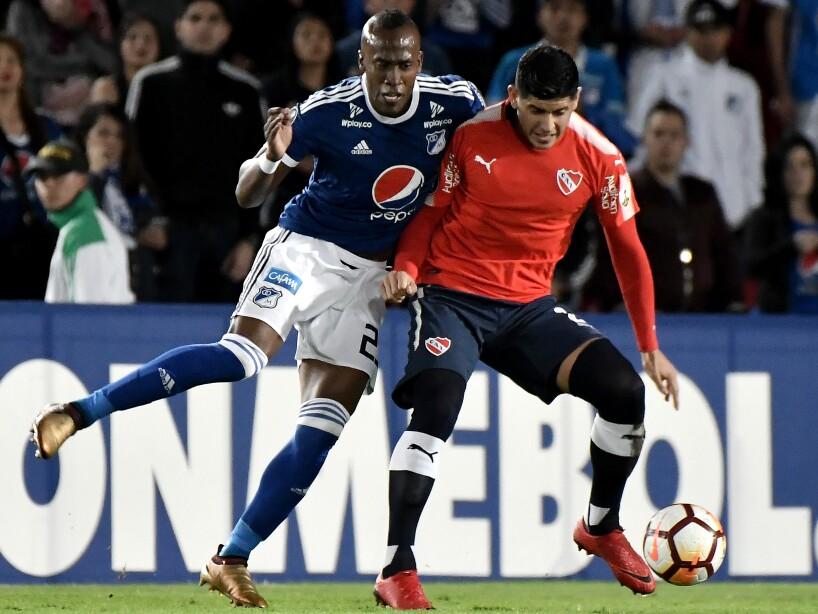 Millonarios v Independiente - Copa CONMEBOL Libertadores 2018