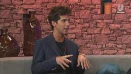 Mauricio Garza confiesa que pasó dos años sin intimidad y gracias a las aplicaciones de citas, terminó con esa mala racha