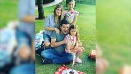 """Jorge """"El Burro"""" Van Rankin se conmueve con la felicitación de sus hijas: """"Gracias por ser el mejor papá"""""""