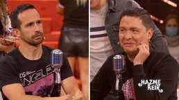 """""""Por ahí no tengo dientes"""": Expulsaron a Armando Hernández por su chiste colorado"""