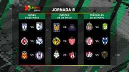 Chivas tendrá duro rival y América quiere volver al triunfo