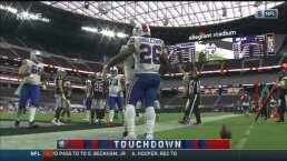 ¡No tienen piedad! Singletary logra un TD y Bills ya vencen 30-16 a Raiders