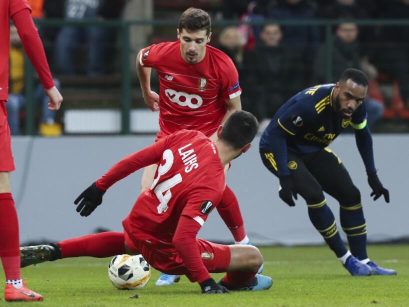 Belgium Soccer Europa League