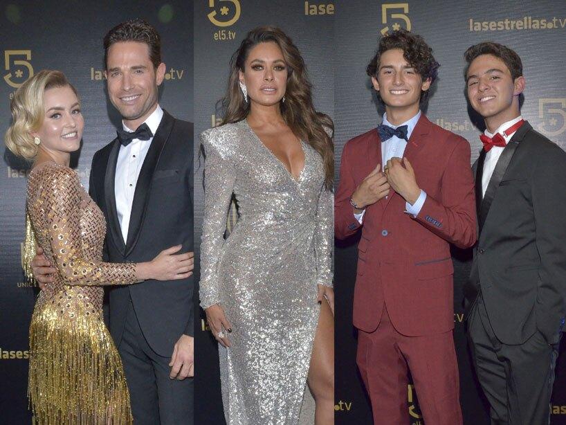 Angelique Boyer Gana Mejor Actriz Y Mejor Vestido En