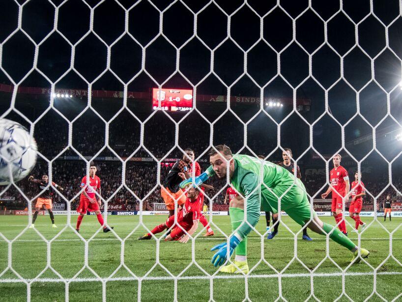 Los mexicanos vieron actividad durante la primera jornada del torneo holandés.