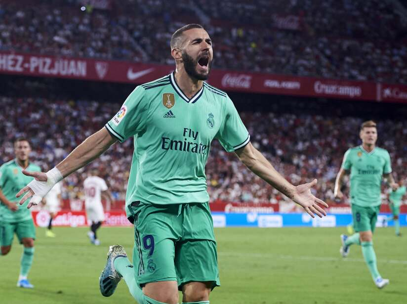 Sevilla FC v Real Madrid CF - La Liga