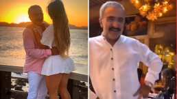 "Vicente Fernández Jr. mueve las caderas al ritmo de ""Shakira, Shakira"""