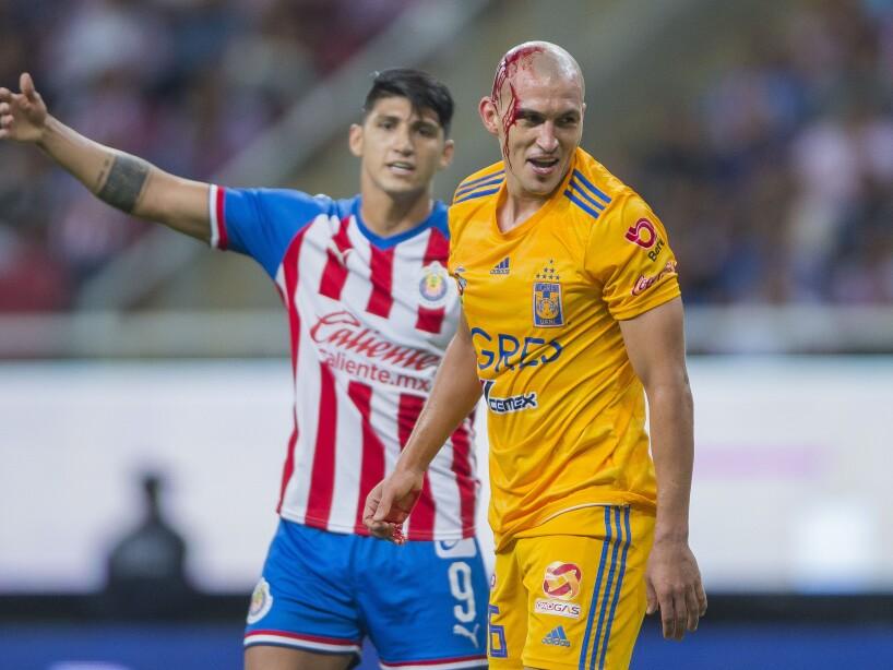 Chivas vs Tigres. Apertura 2019