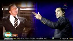 Luis Miguel y Alejandro Fernández ¿Llegarán a un acuerdo?