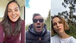 Gal Gadot, Jimmy Fallon, Natalie Portman y otros famosos se unen para cantar 'Imagine' de John Lennon