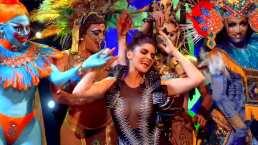 Ana Bárbara aparece junto a Drag Queens y baila con ellas, 'Mi Corazón', uno de sus éxitos