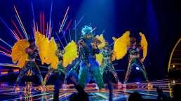 Quetzal muestra sus mejores pasos de baile con 'Dance Monkey'