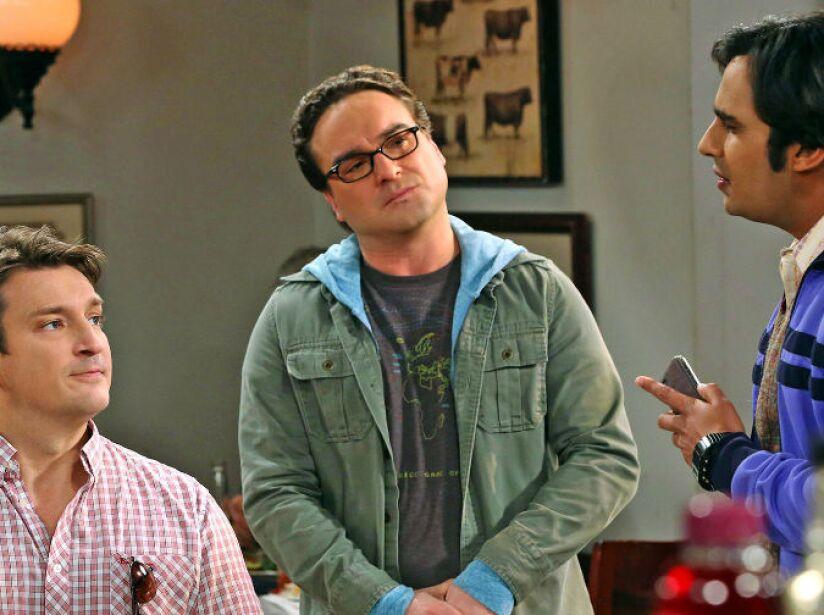 9. Nathan Fillion: El actor de Castle se interpretó a sí mismo en la octava temporada de la serie.